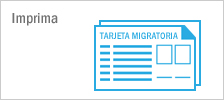 Tarjeta Migratoria