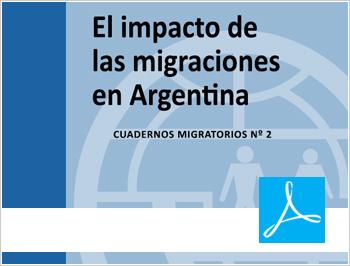 El impacto de las migraciones en la Argentina